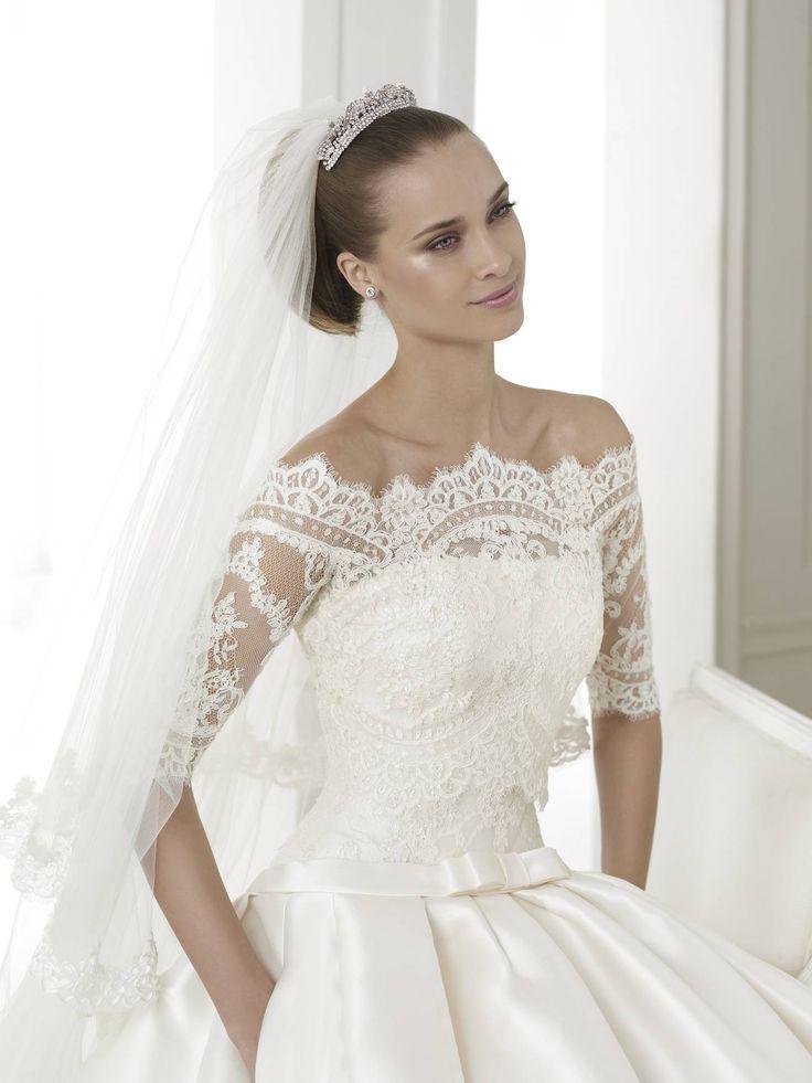 Baronda - Pronovias 2015 kollekció - Esküvői ruha szalon - Menyasszonyi ruha kölcsönzés