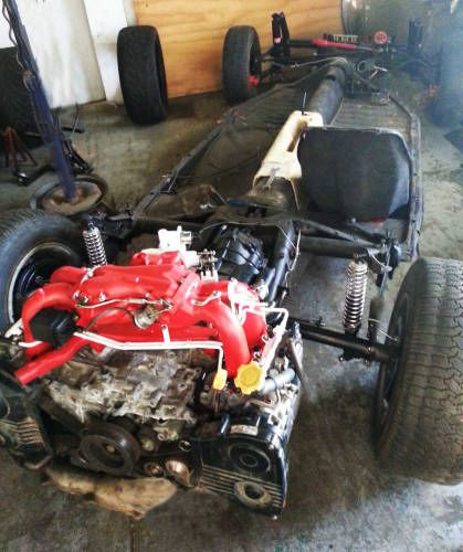 Vw Motor Swap Kits: 17 Best Images About Bugaru Conversion On Pinterest
