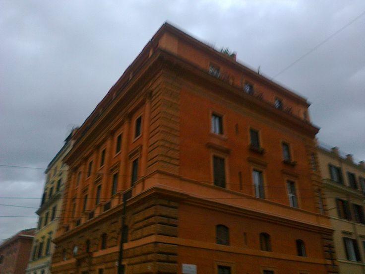 Roma, il palazzo dove è stato girato il film La grande bellezza