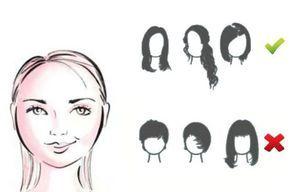 Fotos de moda   Cómo llevar la melena según si tienes redondos o cuadrados el rostro   http://soymoda.net