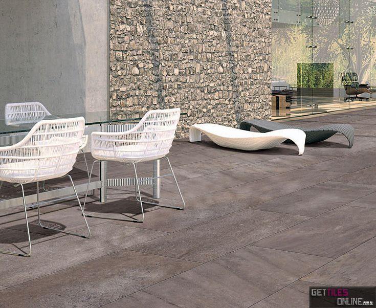 Quarry Grey 450x900/600x1200 20mm (Code:01166) - Get Tiles Online