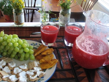 Lip-Smackin' Summer Drink: Watermelonade « Cleaner Plate Club More