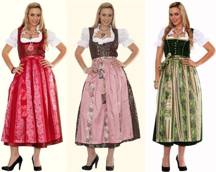 Национальный костюм немецкой девушки фото