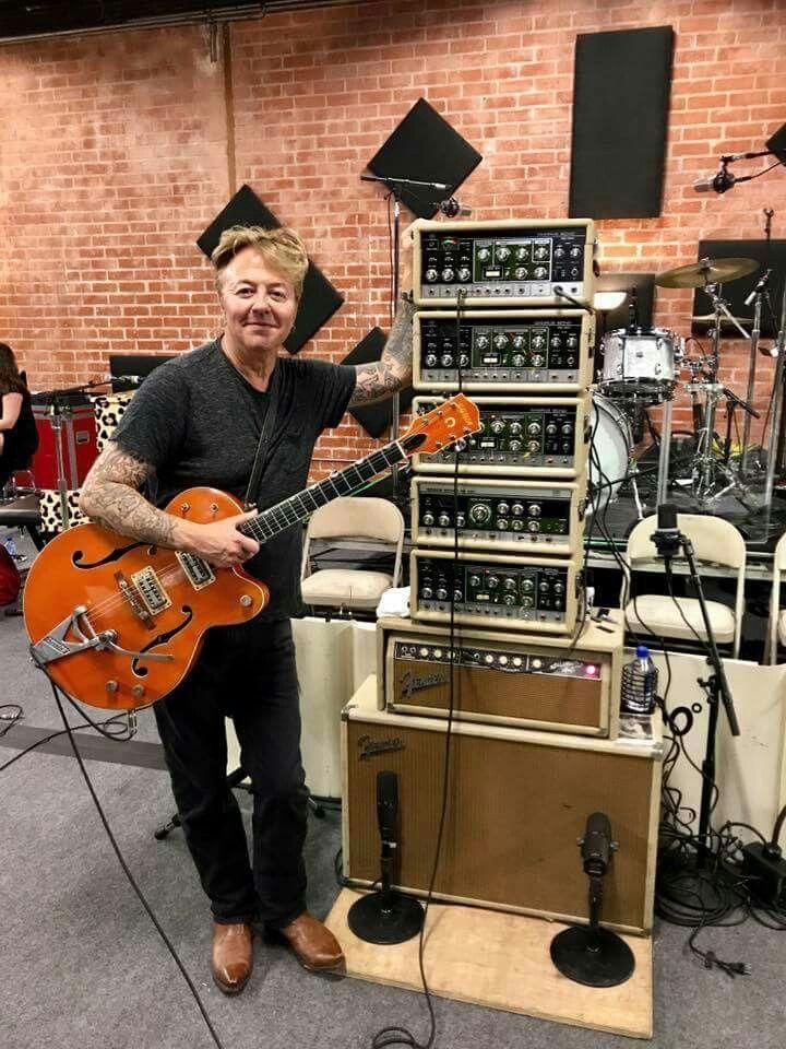 Pin by LeRoy Van Mudh on gretsch Rockabilly guitar