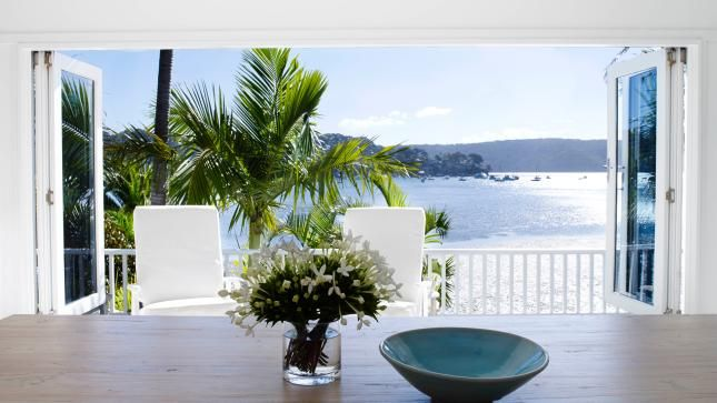 BARRENJOEY VILLA - Contemporary Hotels: BARRENJOEY VILLA - Contemporary Hotels in Palm Beach
