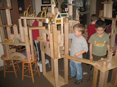 A large collection of documented classroom projects