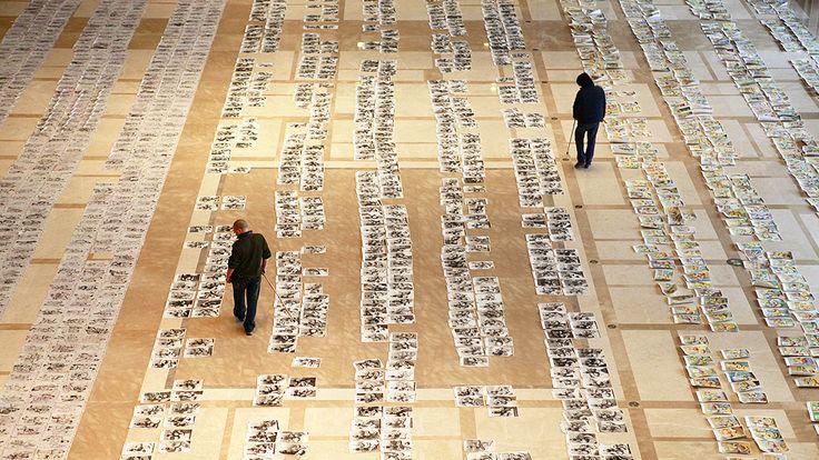 Aufnahmeverfahren für die Kunsthochschule im chinesischen Xi'an