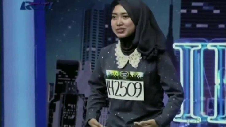 Indonesian Idol 2014 - MAESARAH NUR - LOVE ON TOP - Audisi Bandung (+pla...
