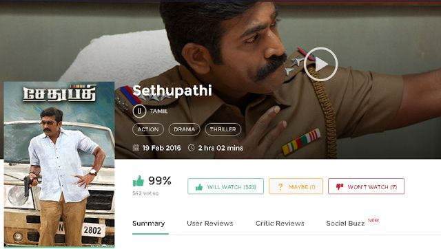 Sethupathi Movie Images With Quotes: Sethupathi Full Tamil Movie Download Mp4 3gp HD Avi