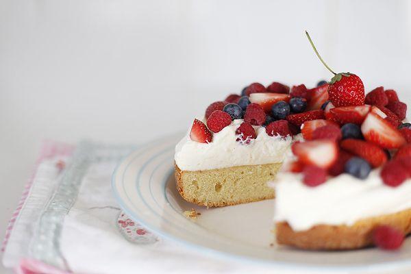 Ягодный пирог - Чадейка