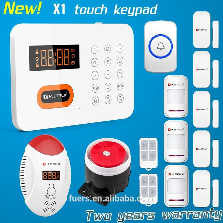 Check out this product on Alibaba.com App:Incredible low price Kerui X1 PSTN support 10 smart socket home security alarm system https://m.alibaba.com/i6F3qm