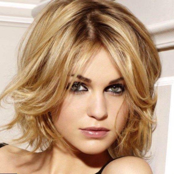 Best 25 coupe pour visage rond ideas only on pinterest coupes de cheveux pour visage long - Coiffure visage rond ...