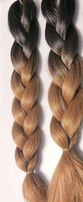 Ombre Braiding Hair...new trend!