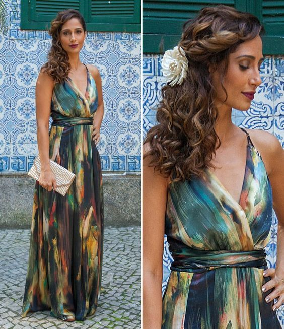 Para as futuras madrinhas de casamento, achar o vestido certo não é uma tarefa fácil! O modelo precisa ser longo e sofisticado, com tecidos leves e nu...