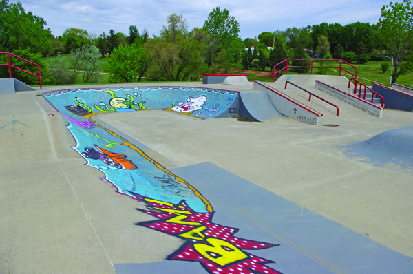 Cool interior skateparks - Google Search