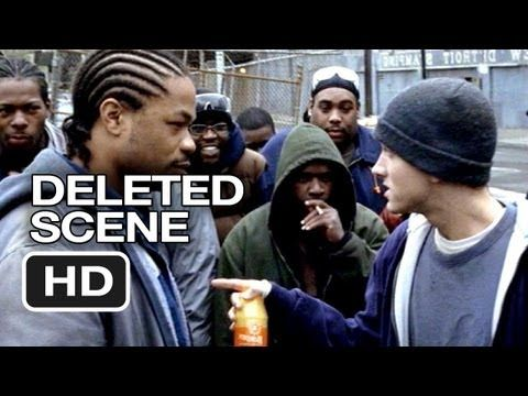 8 Mile Lunch Break Rap (2002) - Eminem,  7.4 Ook in een rapbattle nemen twee tegenstanders het tegen elkaar op. Eveneens in de tenso wordt de 'ruzie' in een kunstzinnige vorm gegoten 7.5 Eigen mening. Troubadours zingen naast eigen liederen ook repertoire van andere troubadours. Tot in de dertiende eeuw werd dit repertoire niet opgeschreven