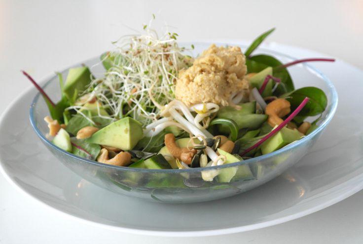 Vegetarsalat
