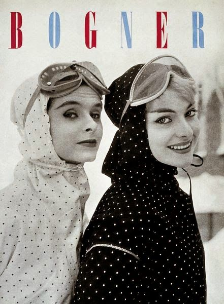""""""" The Fashion Commentator """" by Alessandro Masetti: BOGNER and the birth of Sports Fashion"""