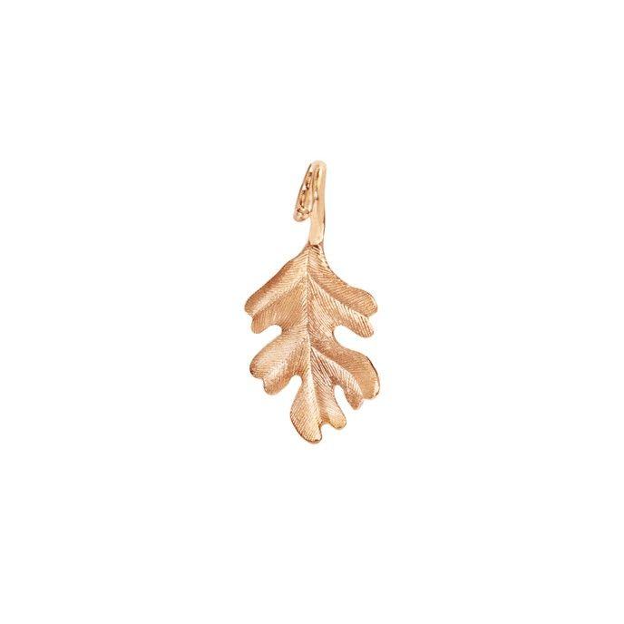 Golden Forest pendant in 18K rose gold