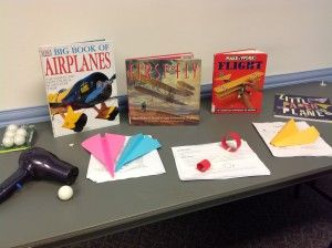 STEM Takes Flight: Airplane Science | ALSC Blog