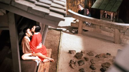 In the Realm of the Senses - Nagisa Oshima