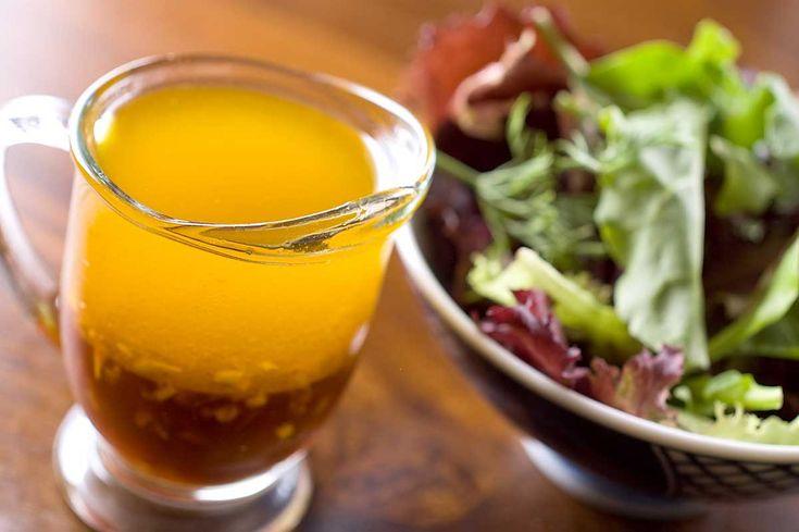 ... at Life's Ambrosia ginger, garlic, soy sauce, vinegar, olive oil