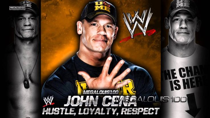John Cena's Unused WWE Theme Song - ''Hustle, Loyalty, Respect'' With Do...