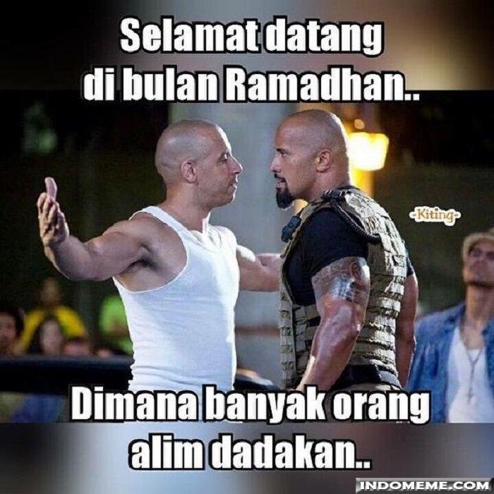 Selamat datang di bulan Ramadhan - #Meme - http://www.indomeme.com/meme/selamat-datang-di-bulan-ramadhan/