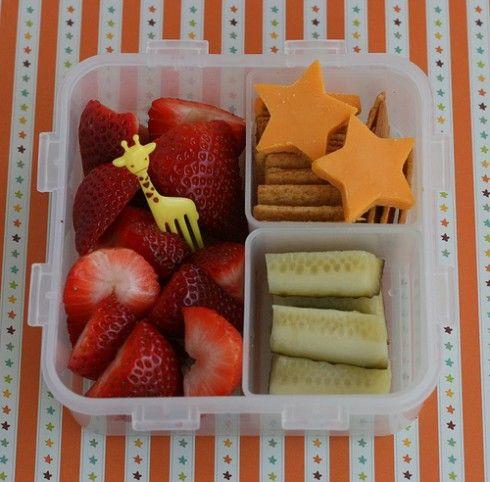 Fun lunchesBento Lunches, Fun Lunches, Food Lunches, Kids Lunches, Schools Lunches, Lunches Boxes, Lunches Ideas, Snacks Ideas, Babysitting