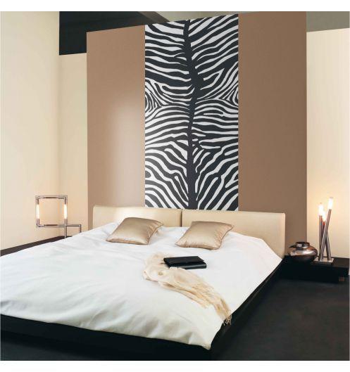 Décor Mural Non Tissé Panoramique Noir Et Blanc Httpwwwdeco Etbaby