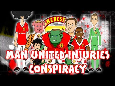 Who is behind the Man United injury crisis? A 442oons conspiracy theory (Video)