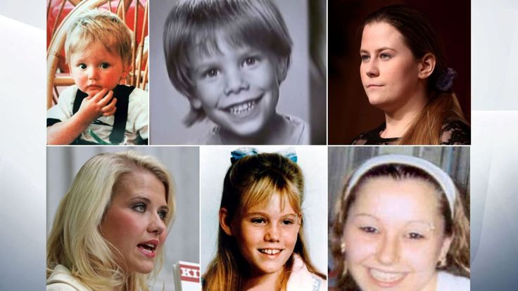 Sky News takes a look at seven cases of missing children which caused decades of uncertainty for anguished families.