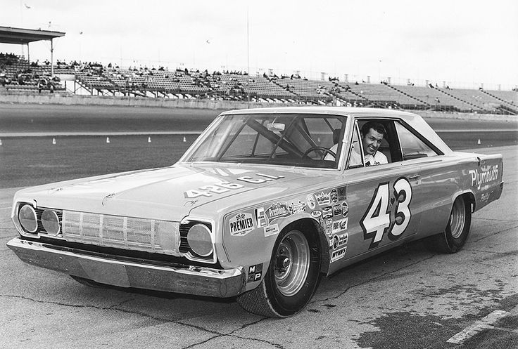 1971: Richard Petty : NASCAR champions: from Grand Nationals through Sprint Cup