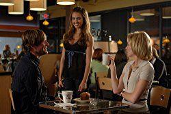 Aaron Eckhart, Jessica Alba, and Elizabeth Banks in Bill (2007)
