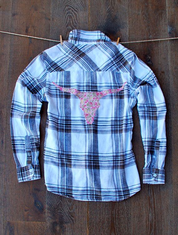 2878 best country girl style images on pinterest country for Country girl flannel shirts