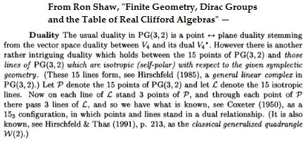 Dirac and Geometry « Log24