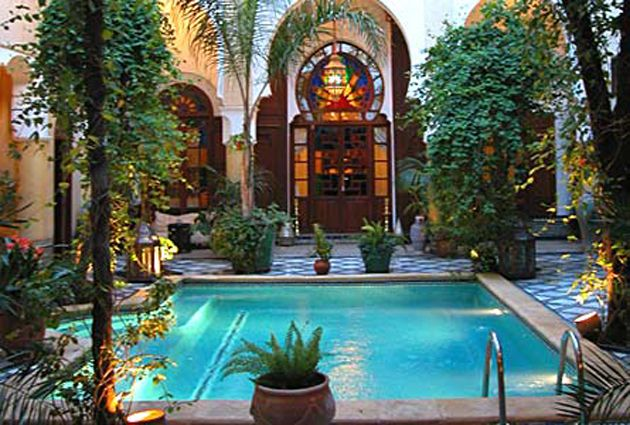 Riad Maison Bleue, Riad Maison Bleue in Fez, instant booking & guaranteed best price.