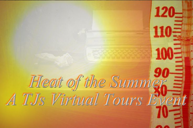 Join TJs Virtual Book Tours and a host of excellent authors for 10 hours of fun, games, giveaways and more!  https://www.facebook.com/events/459481127547991/