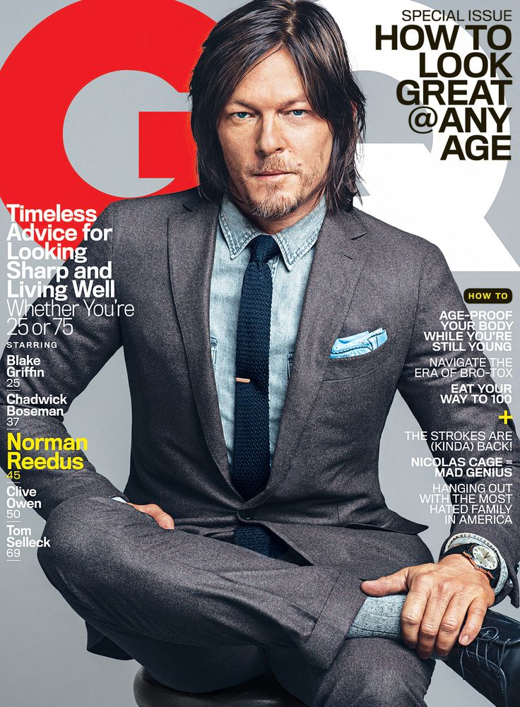 "Norman Reedus opens up to GQ magazine about The Walking Dead, ex-girlfriend Helena Christensen (mother to his son Mingus), and how he thought he had to ""rape and kill"" Jennifer Love Hewitt in the film Heartbreakers"
