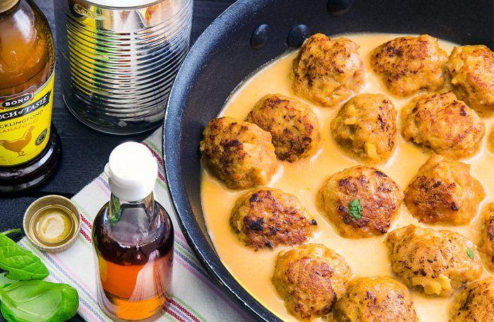 Sugen på asiatiskt? Gör godaste kycklingen med smak av curry!