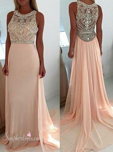 1000  ideas about Long Prom Dresses on Pinterest - Prom- Formal ...