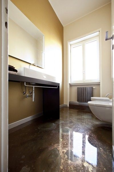 11 best pavimenti decorativi images on pinterest resin resins and epoxy - Pavimenti decorativi in resina ...