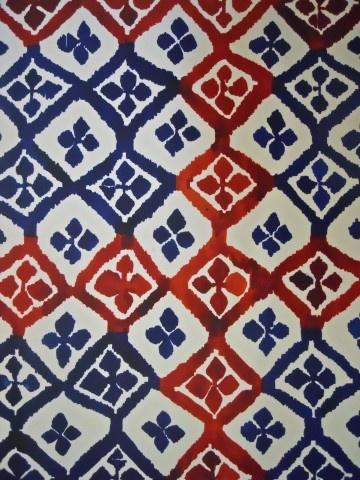 Ikat from Luli Sanchez   #fabric #trends #2013 [www.itma-showtime.com]