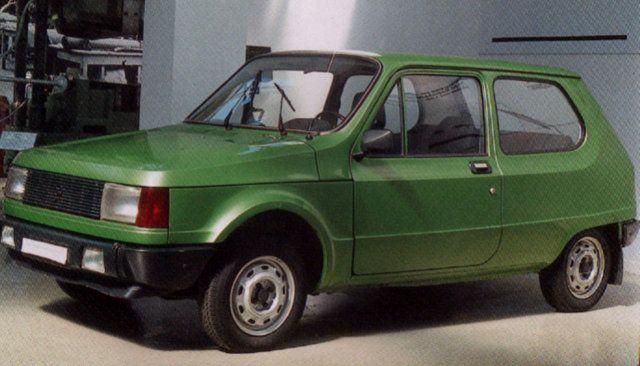 OG | Trabant P610 | Prototype from 1973