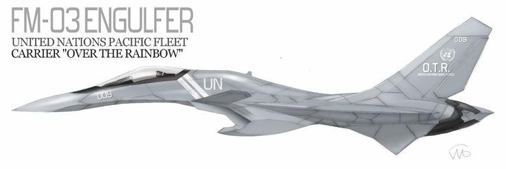 FM-03 U.N.NAVY Carrier O.T.R. by fighterman35 on DeviantArt