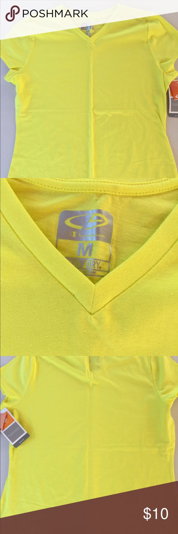 NWT Champion Duo Dry Tshirt NWT Champion Duo Dry T Shirt. Size M Champion Tops Tees - Short Sleeve