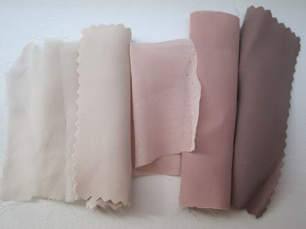 Color option for bridesmaids dresses/without the ivory options