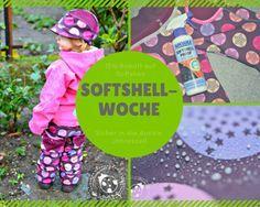 Themenwoche - Softshell-Woche - Alles über Softshell - Beispiele - Tricks & Tipps - Softshell imprägnieren - Glückpunkt.