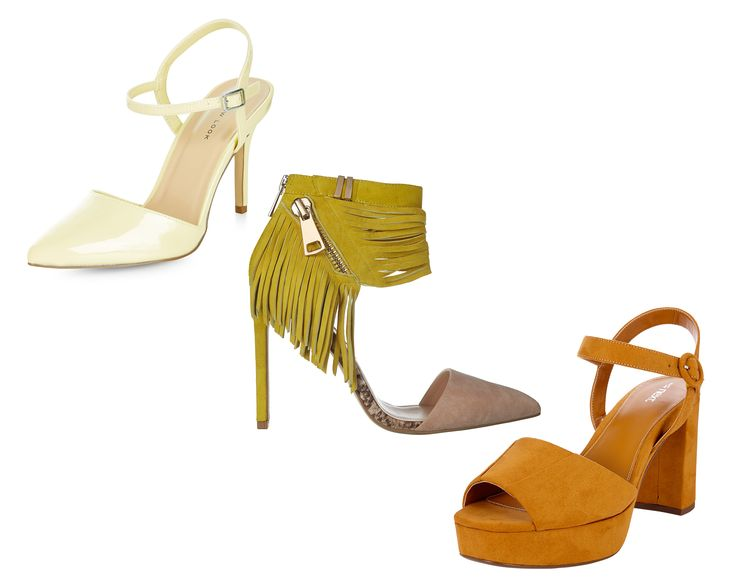 Trend Alert: 90's Nostalgia - Love Statement Shoes