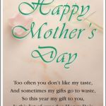 short mothers day poems wallpapers Poems